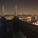 London From the Battersea Power Station