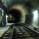 Paris Train Tunnels