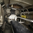 Medical Vehicle Internals - 'The Bunker', France