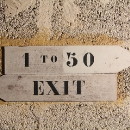 Exits - 'The Bunker', France