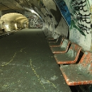 Take a Seat - Abandoned Metro Station Croix Rouge, Paris